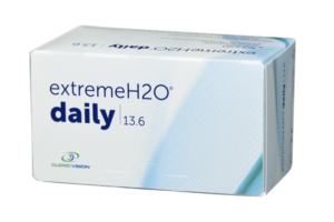 Extreme H2O Daily 13.6 packaging