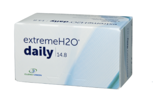 Extreme H2O Daily 14.8 Packaging