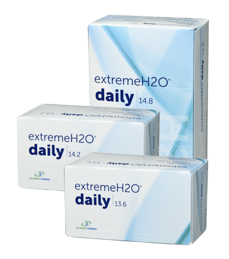 Extreme H2O Daily Packaging